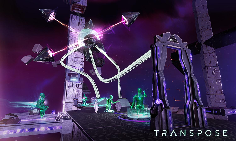 Transpose (8)