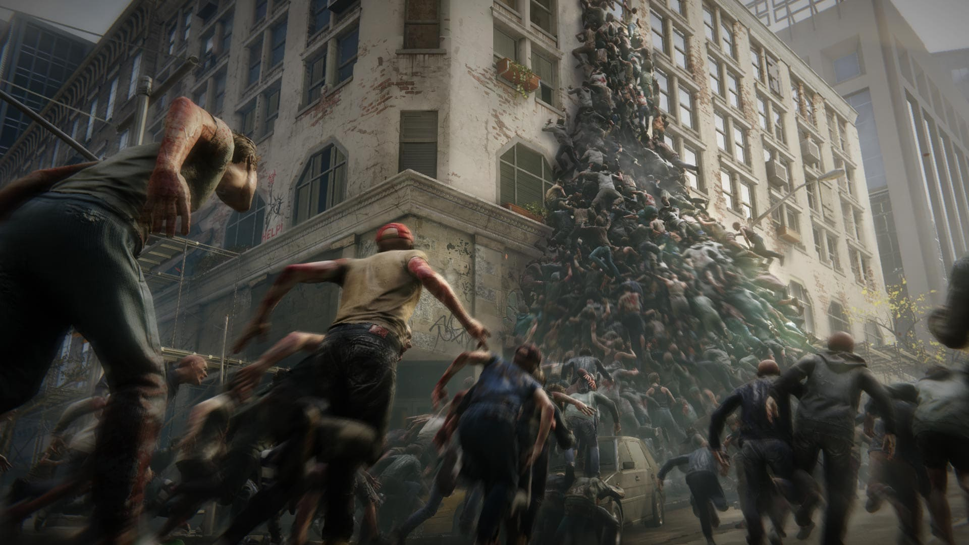 World War Z disponibile per PS4, Xbox One e PC tramite Epic ...