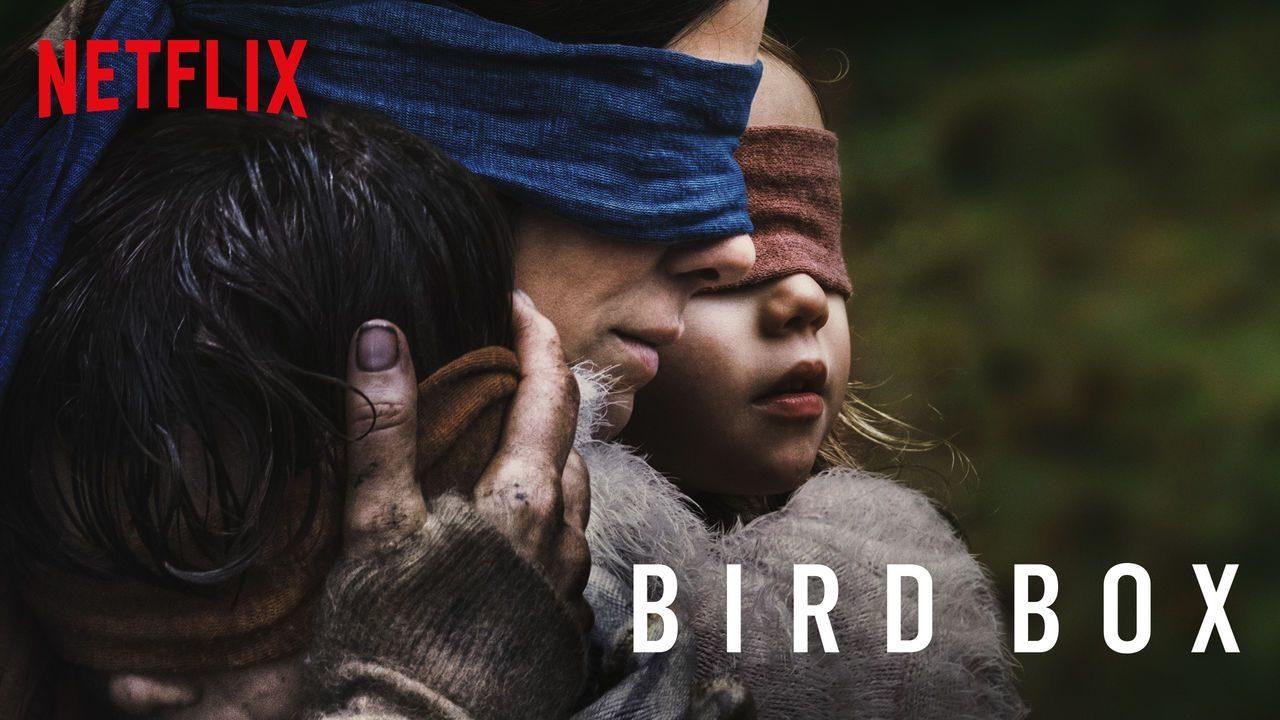 Bird Box diventa il film più visto nella prima settimana della storia di Netflix: l'avete visto anche voi?