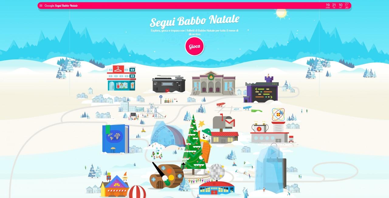 Volete Sapere Dove Si Trova Babbo Natale Anche Questanno Ve Lo