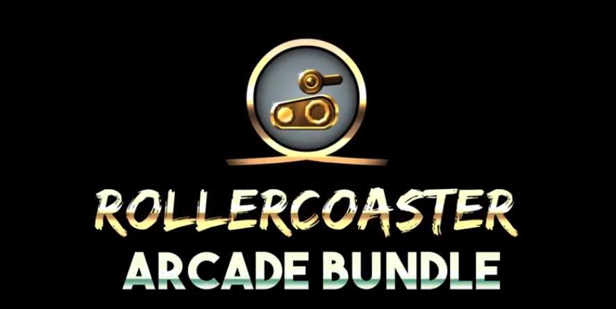 RollerCoaster Arcade Bundle: 3 giochi per fare un giro sulle montagne russe (e non solo) in VR (video)