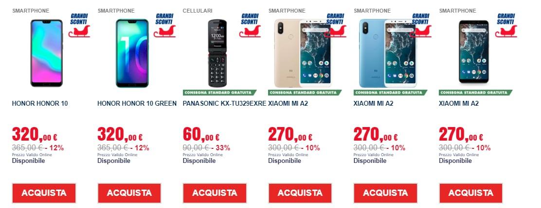 trony offerte 14 dicembre 2018 smartphone (3)