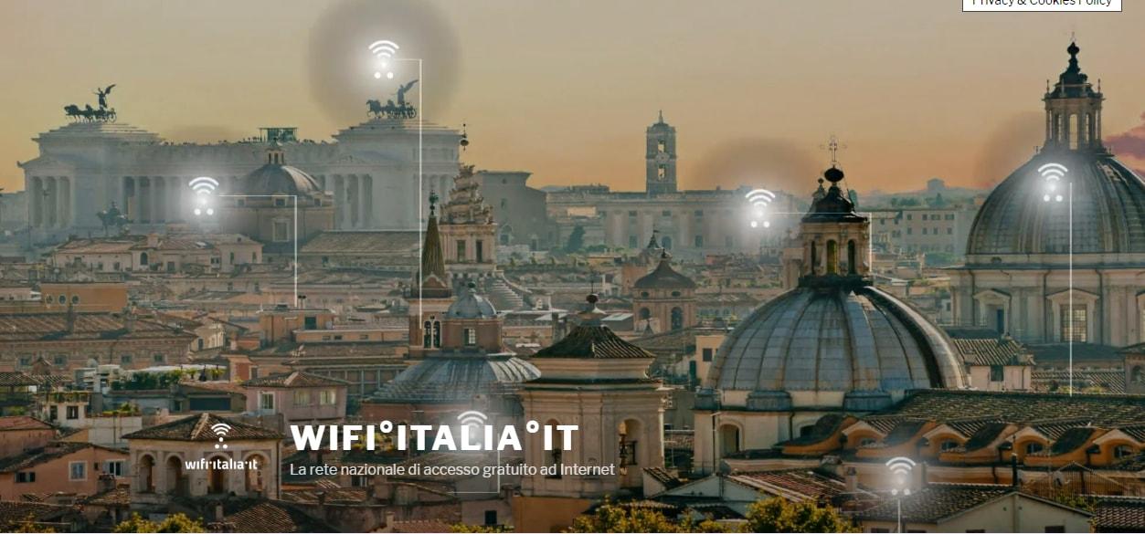 Ufficializzato il progetto Wi-Fi Italia: connettività gratuita nei luoghi pubblici e nelle zone in difficoltà (video)