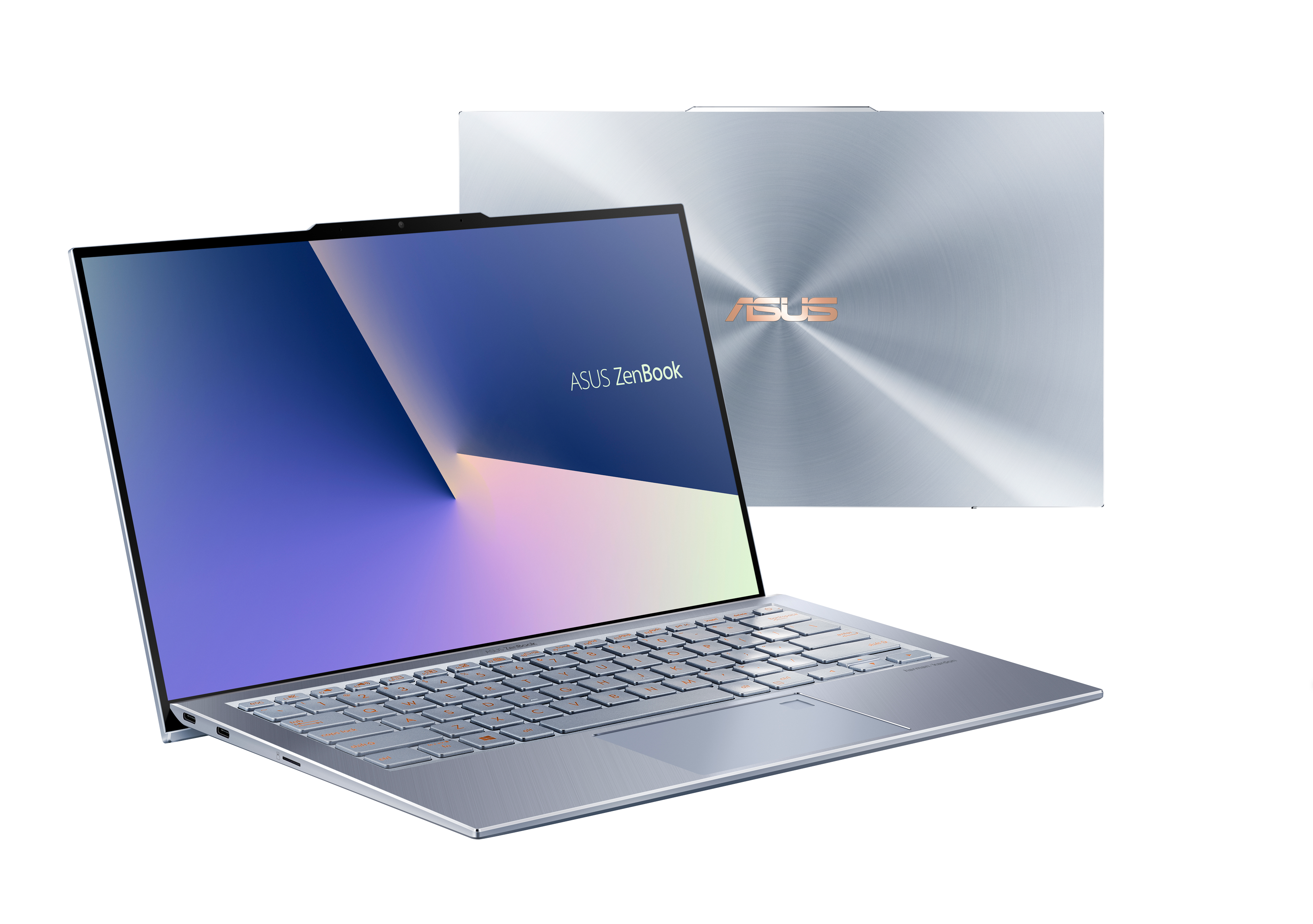 ASUS ZenBook S13_UX392_4-sided NanoEdge