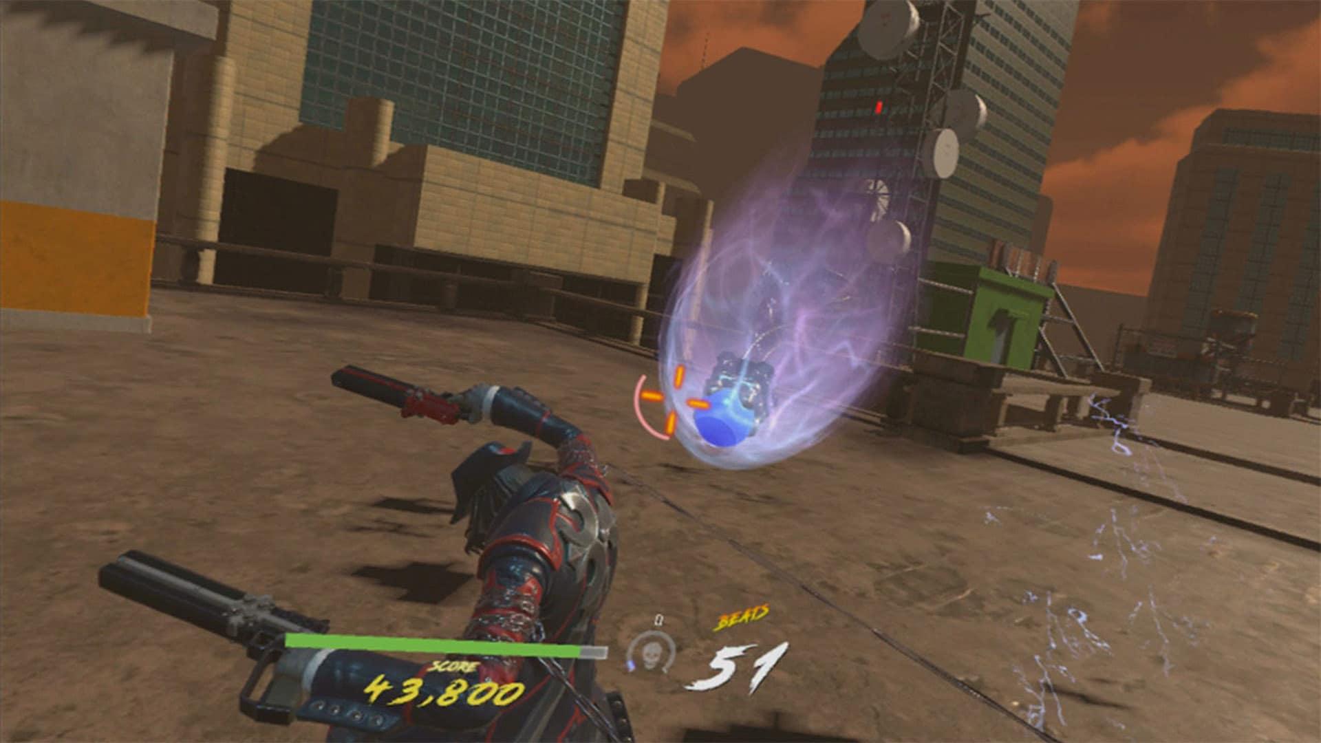 Gungrave VR (2)