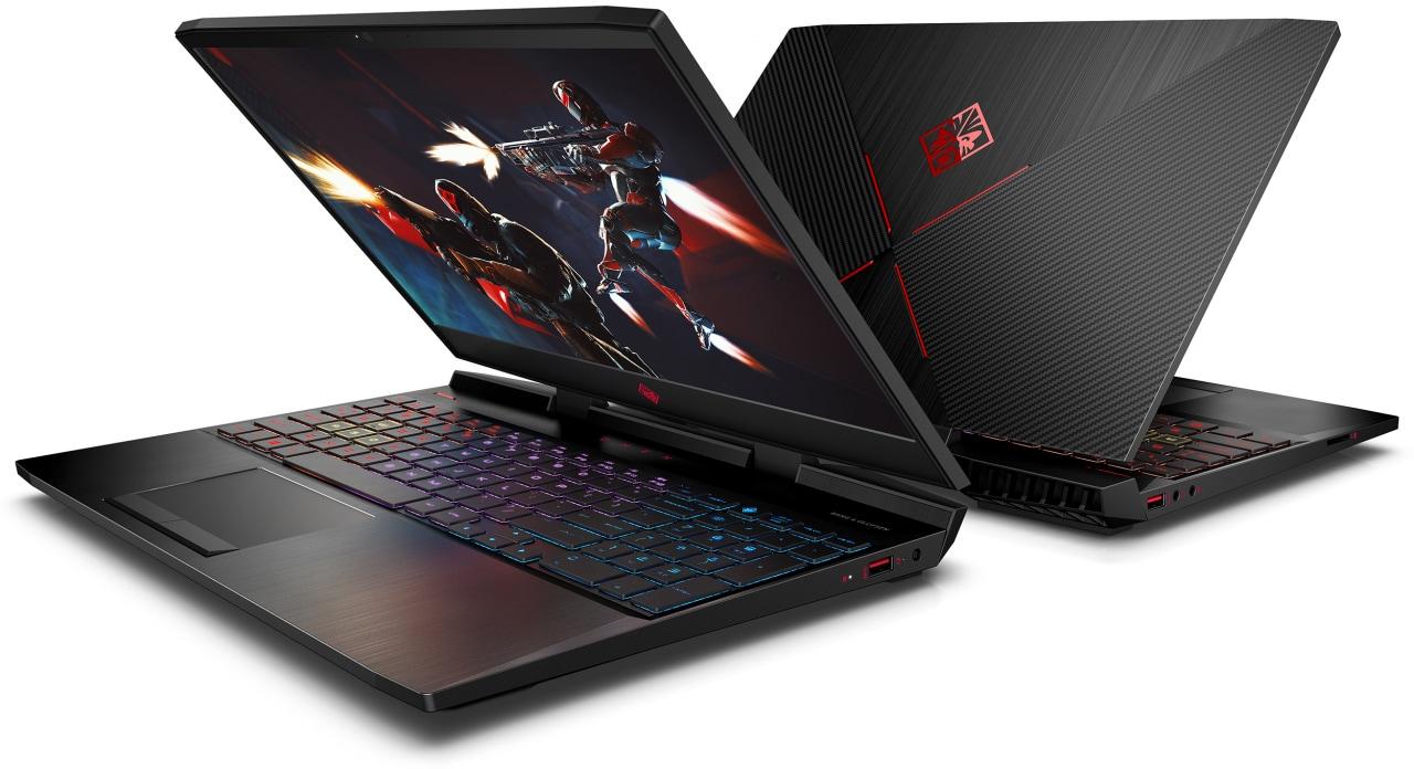 Il nuovo HP Omen 15: schermo a 240 Hz, le nuove RTX 20 di NVIDIA e i7 di ottava generazione possono bastare?