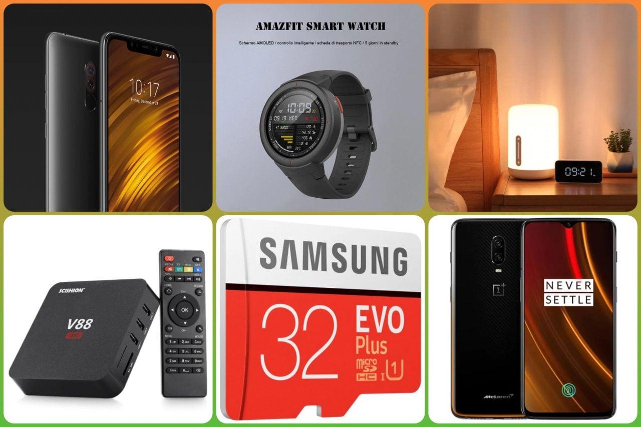 Su GearBest Tanti smartphone, lampade Yeelight e anche la stampante di Xiaomi!