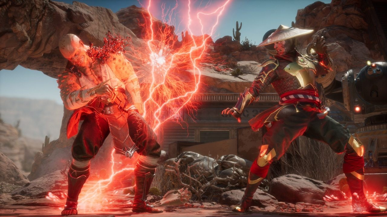 Mortal Kombat 11 | Gameplay | Roster | Fatality | Pre-ordini