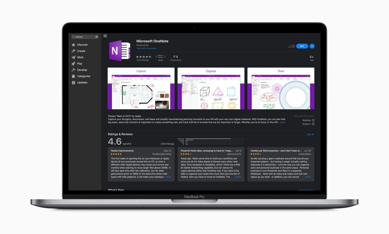La suite Microsoft Office è ora disponibile sull'App Store del Mac (foto)
