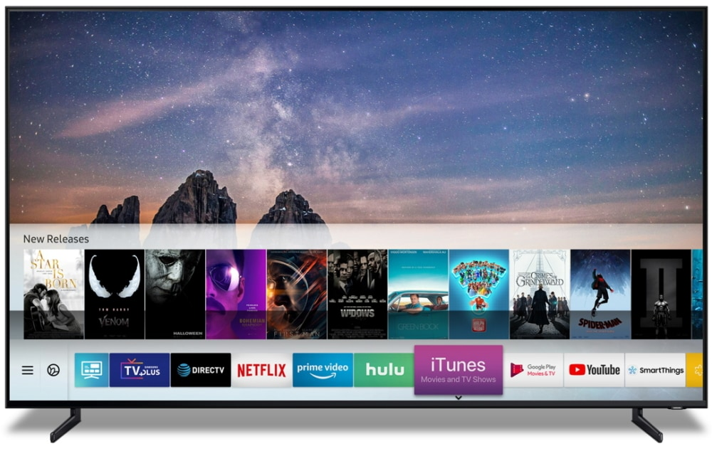 Samsung-TV-iTunes-Movies-and-TV-shows