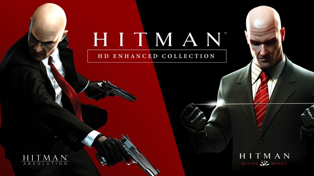 Hitman inaugura il 2019 con una remastered di vecchie glorie: Hitman HD Enhanced Collection dall'11 gennaio