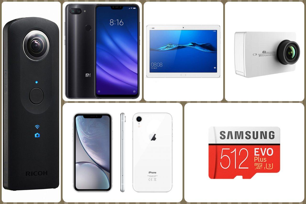 Migliori offerte Amazon 10 gennaio 2019  smartphone Xiaomi b350f0ba02a4