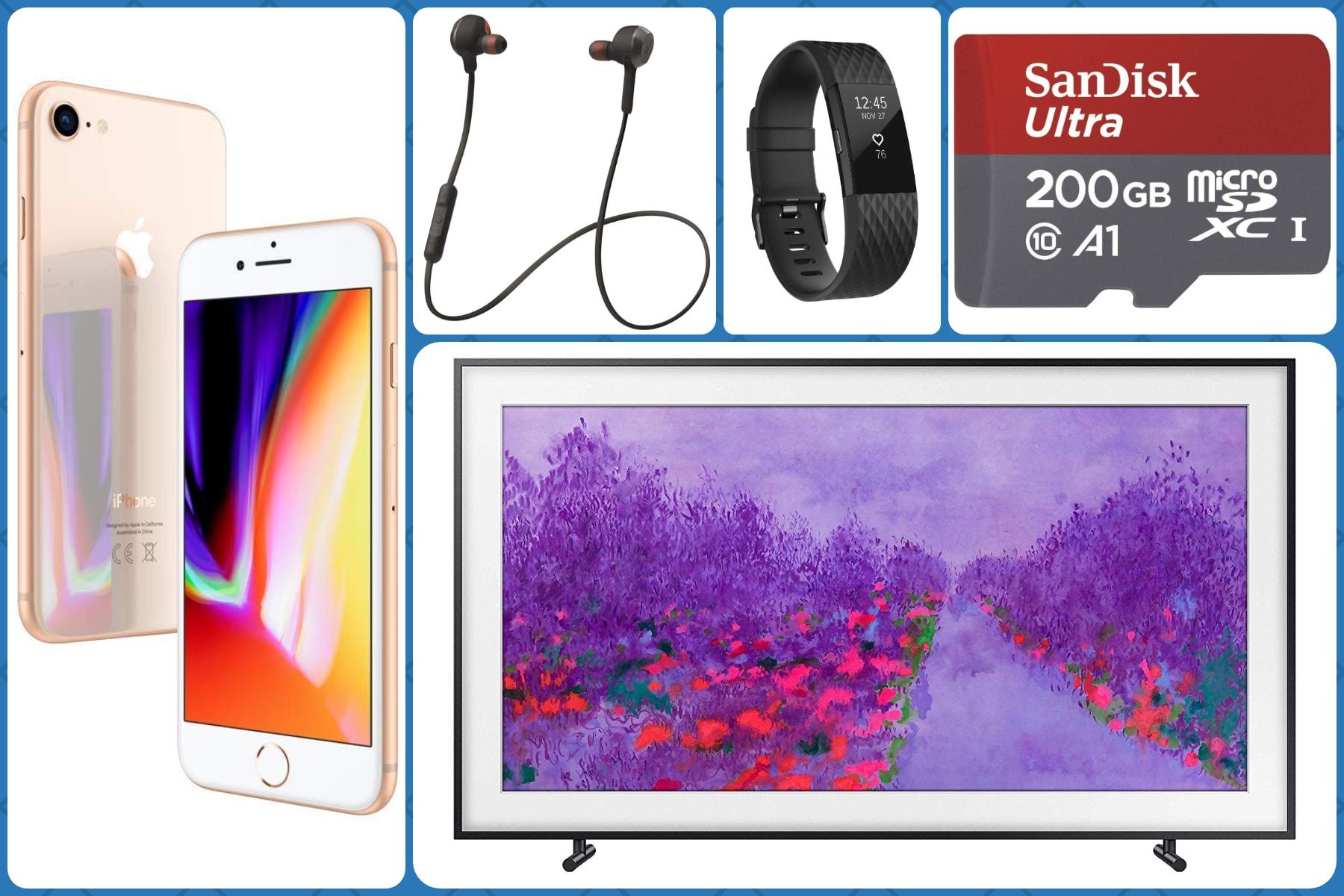 iPhone 8, TV Samsung, microSD, Fitbit e tanto altro in offerta su Amazon - image migliori-offerte-amazon-11-gennaio-2019 on https://www.zxbyte.com