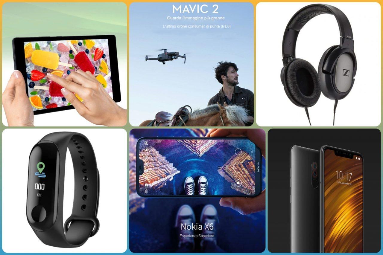 Migliori offerte e coupon GearBest 21 gennaio 2019  smartphone dal  magazzino Europa fa0004fb9098