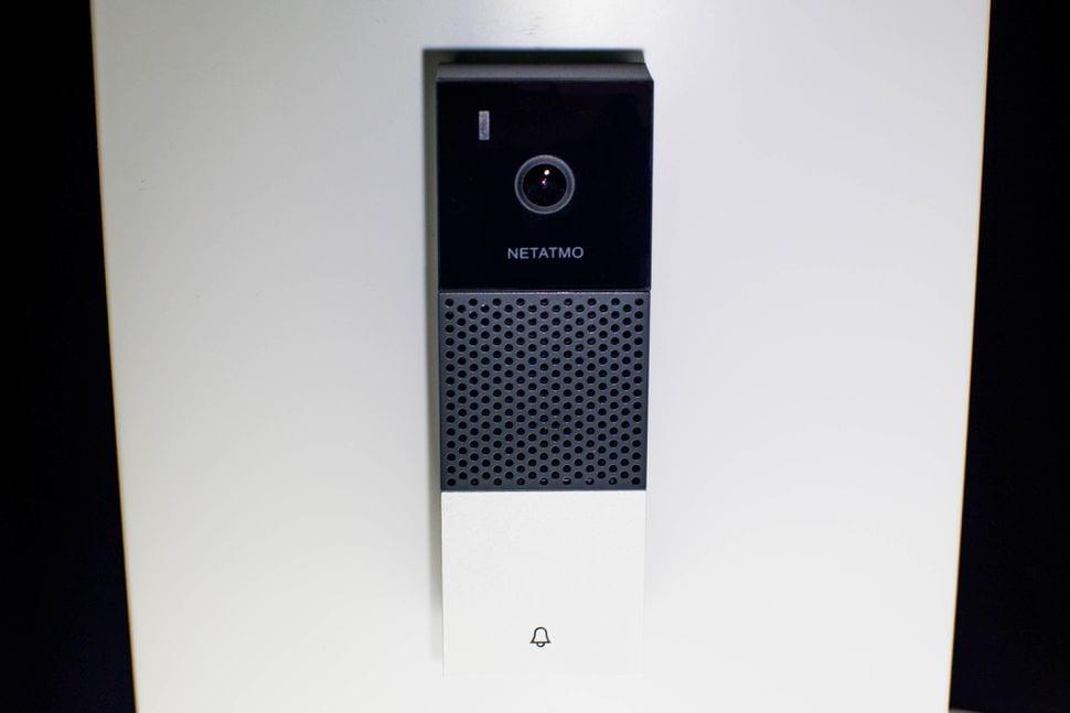 Netatmo ha prodotto il suo primo campanello smart: WiFi, video a 1080p con visione a 160° anche a infrarossi!
