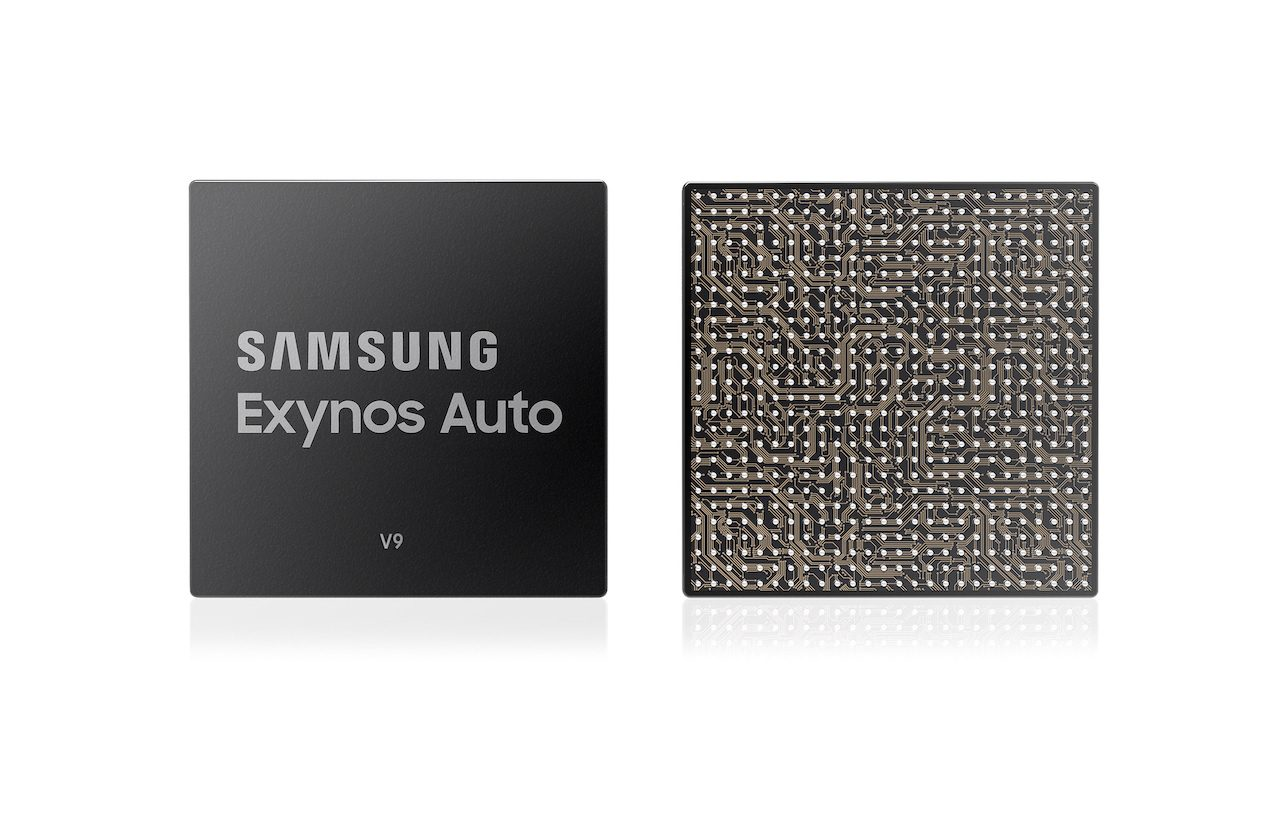 Samsung svela ufficialmente il suo primo chip Exynos per automobili: debutterà nel 2021 sulle future Audi