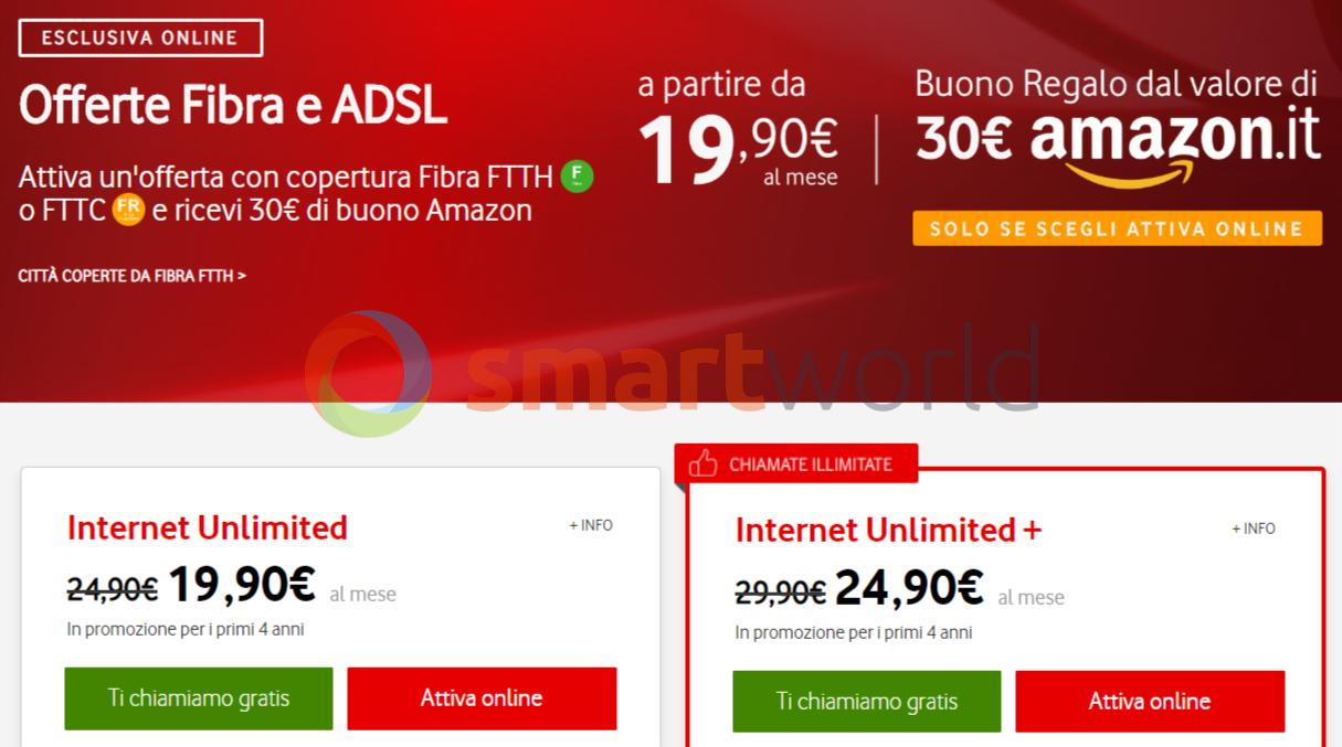 vodafone-promo-buono-amazon-internet-unlimited