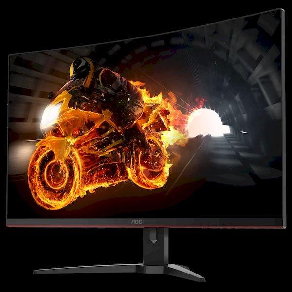 AOC CQ32G1 sembra un monitor gaming con tutte le carte in regola, per 399€