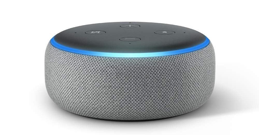 Amazon Echo Dot scontato a 19€ in vista del Black Friday (aggiornato: sconti con Alexa)
