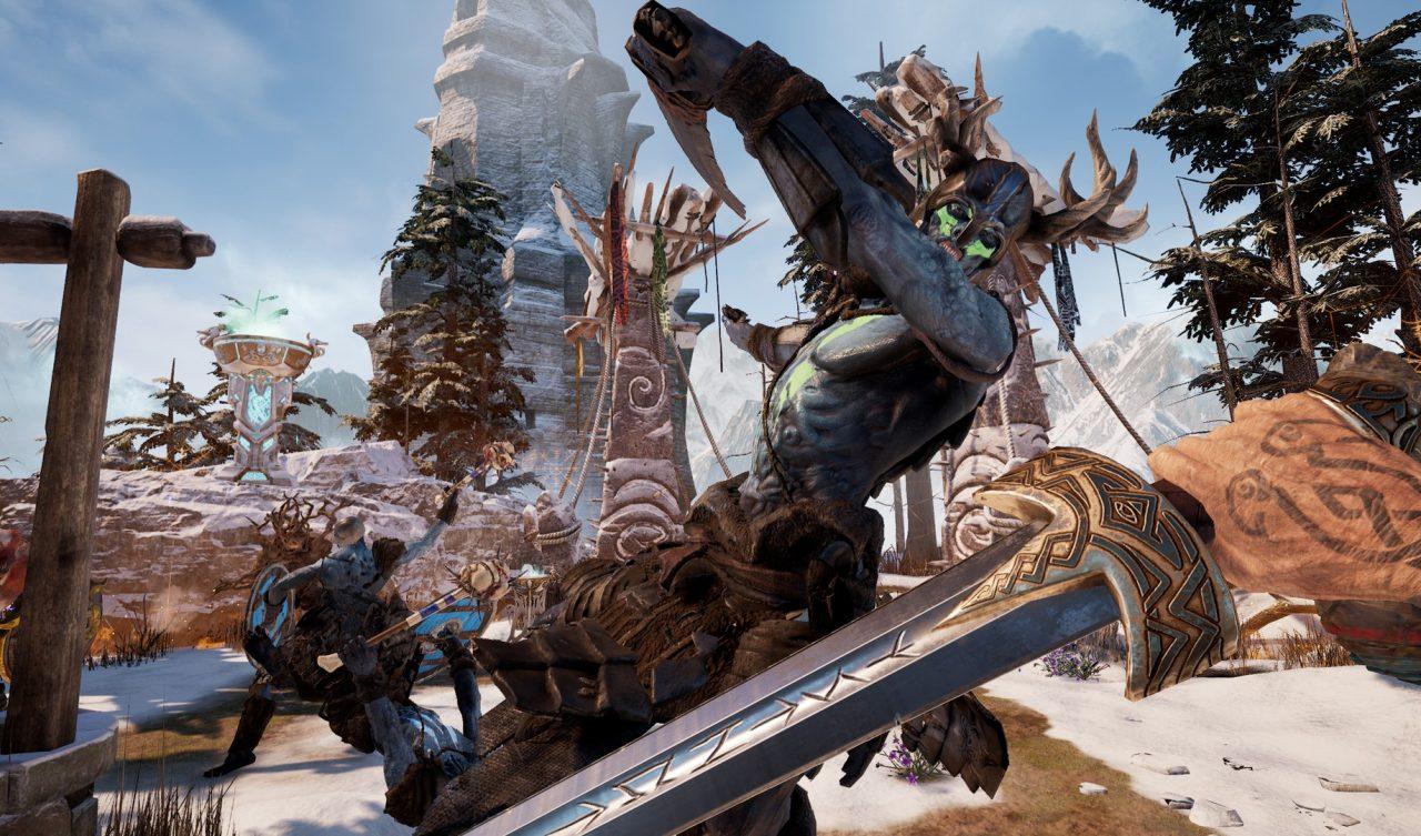 Asgard's Wrath è l'ultima novità degli Oculus Studios: un RPG in VR immerso nella mitologia norrena