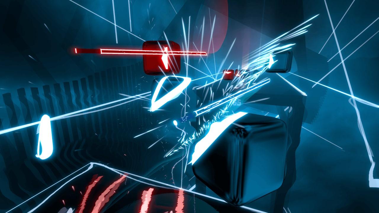 Beat Saber sarà tra i titoli di lancio di Oculus Quest
