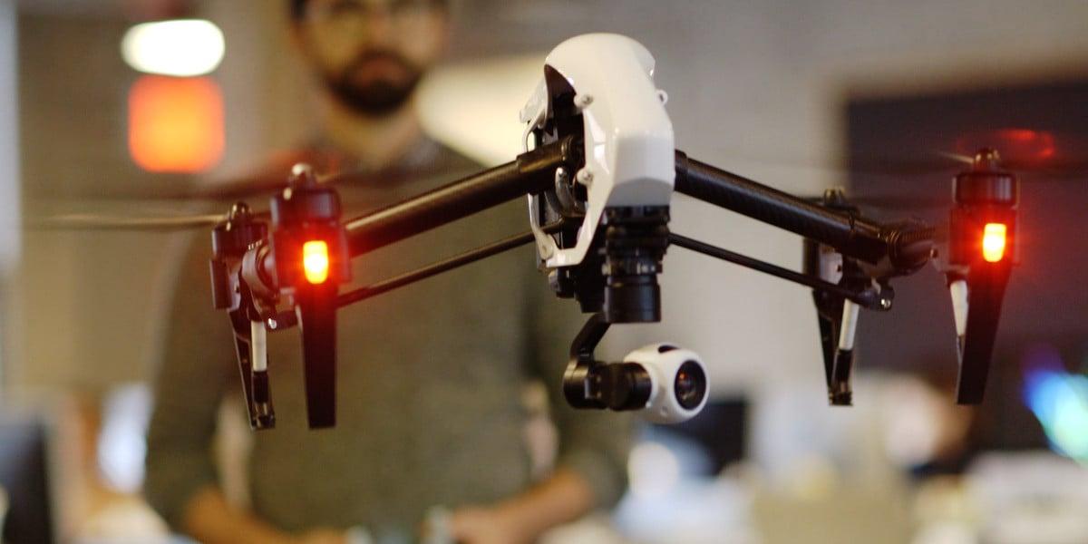Ecco come DJI cambierà le restrizioni per i droni vicino agli aeroporti (foto)