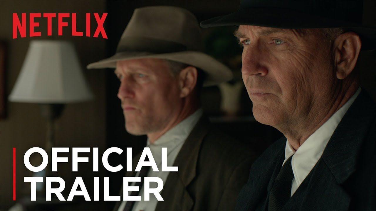 Highwaymen è un nuovo film Netflix con Kevin Costner e Woody Harrelson su Bonnie e Clyde