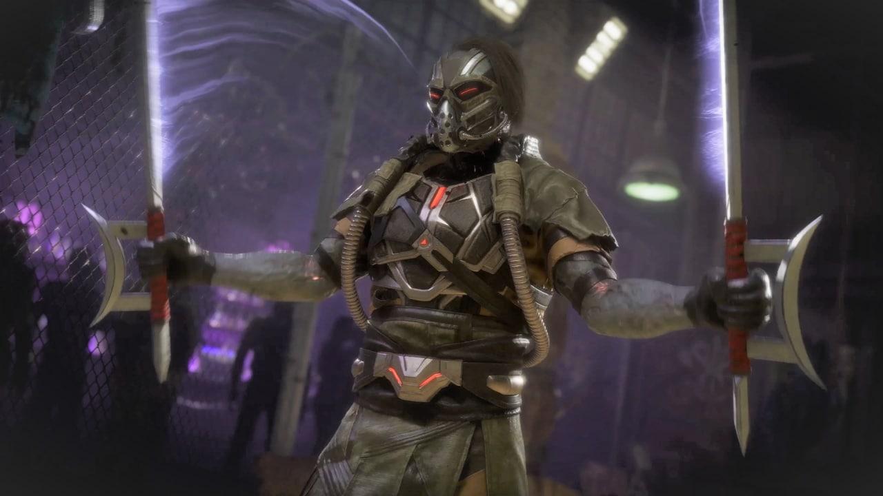 """Kabal è uno dei """"nuovi"""" personaggi di Mortal Kombat 11 e anche un'ottima scusa per un po' di nuovo gameplay"""