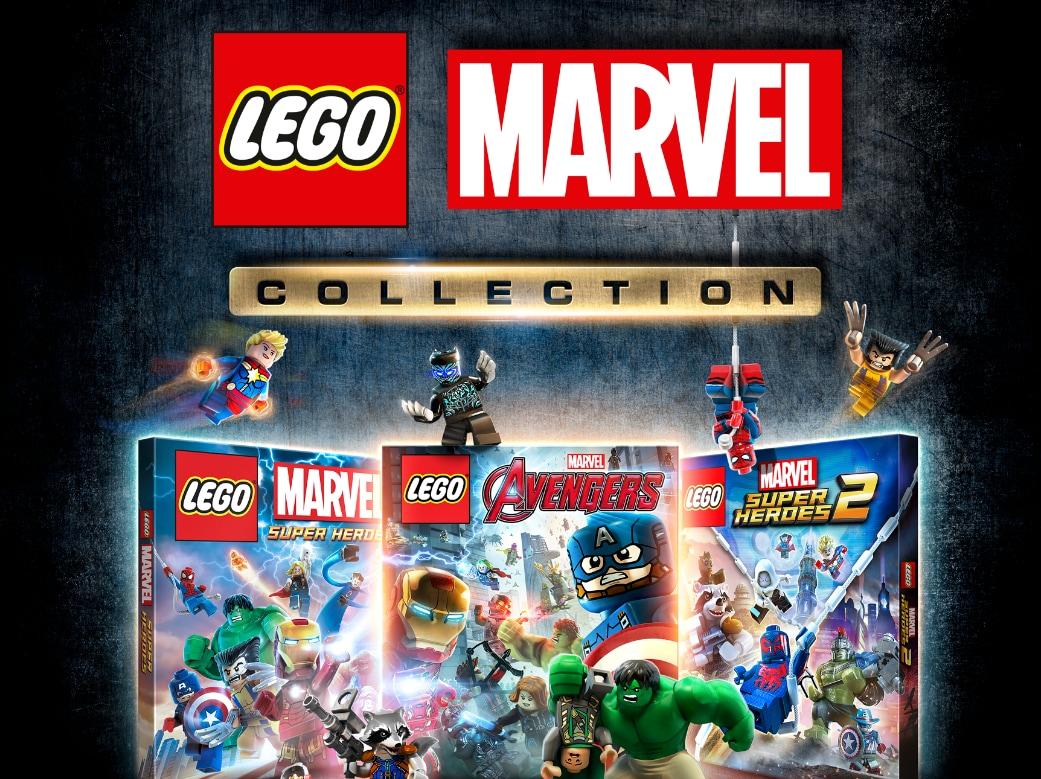 LEGO Marvel Collection sbarca su PS4 e Xbox One: tre giochi in un pacchetto unico! (video)