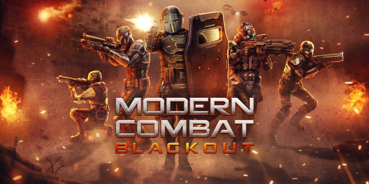 "Modern Combat Blackout per Nintendo Switch, una sorta di CoD ""tascabile""? La nostra prova."