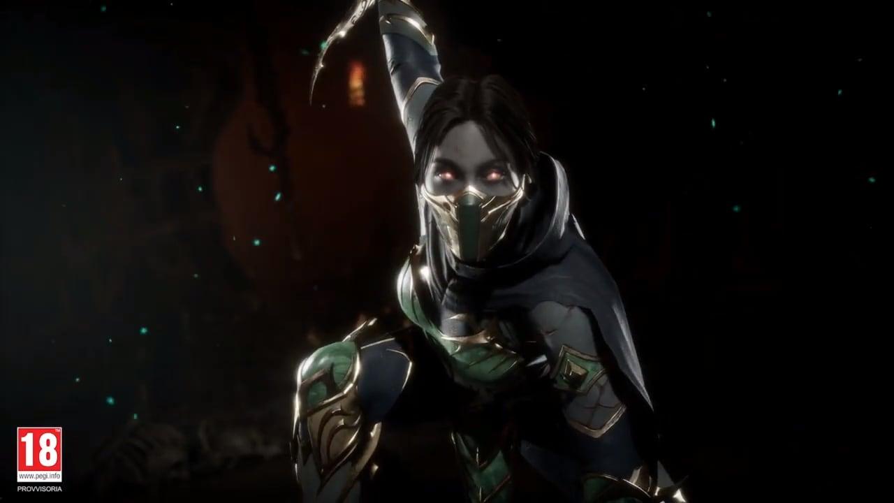 Il nuovo trailer italiano di Mortal Kombat 11 ci mostra in azione Jade