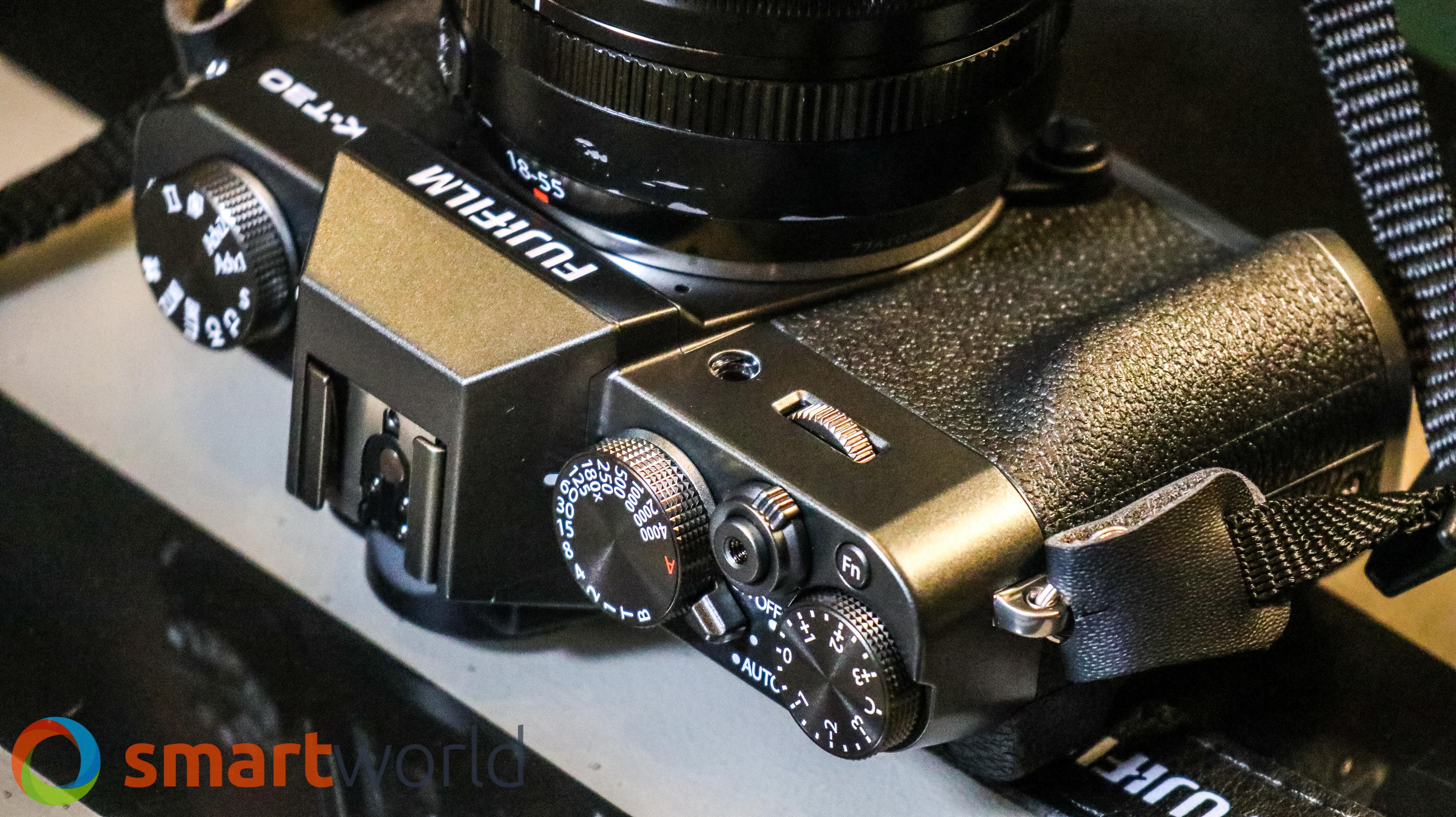 Prova Fujifilm X-T30 Foto-11