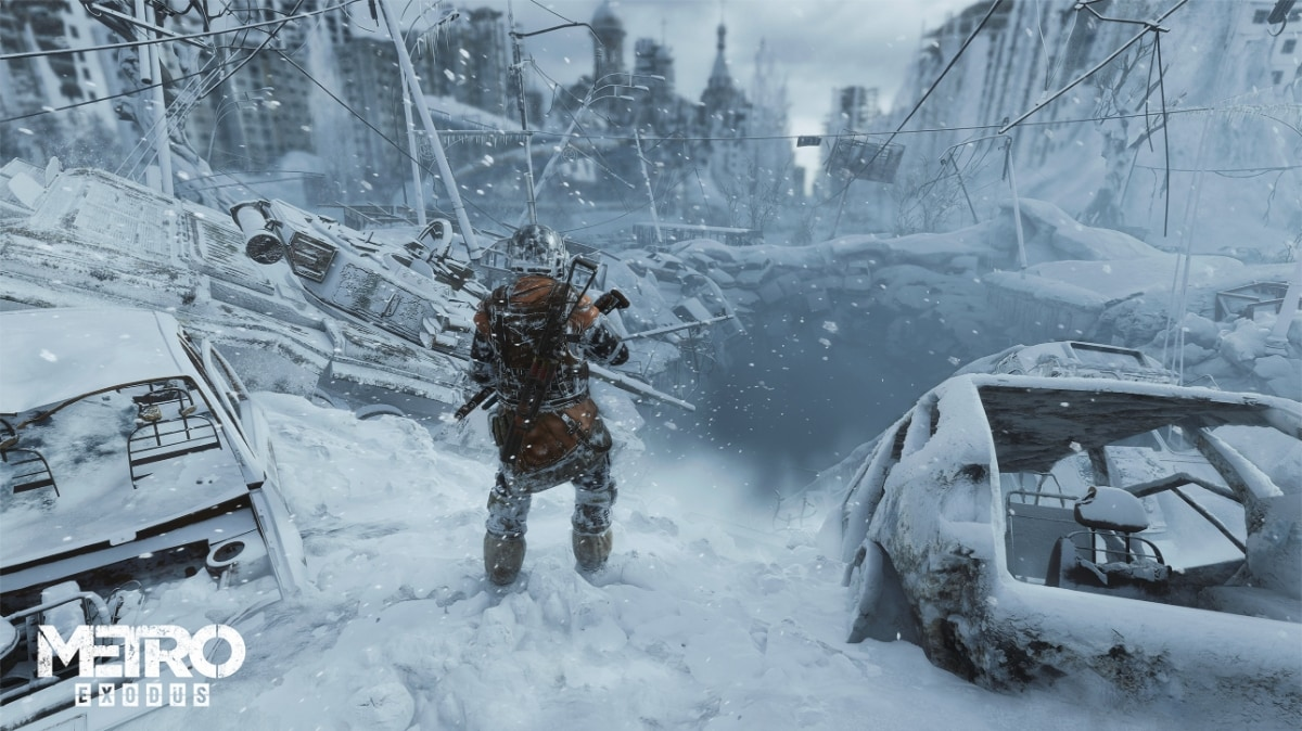 Metro Exodus per PS4 a 39€ su eBay: pronti ad affrontare il freddo? (video)