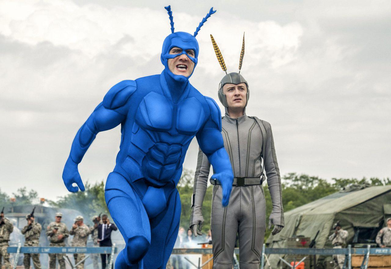 La seconda stagione di The Tick arriverà su Amazon Prime il 5 aprile