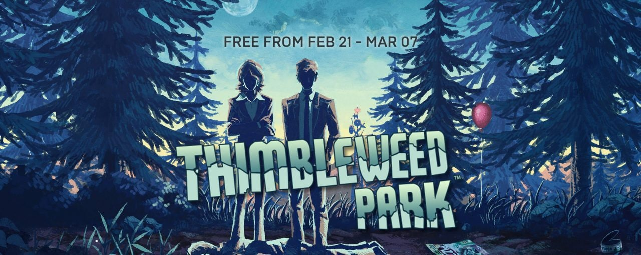 Thimbleweed Park gratis su Epic Games Store fino al 7 marzo: questo non potete perdervelo! (video)
