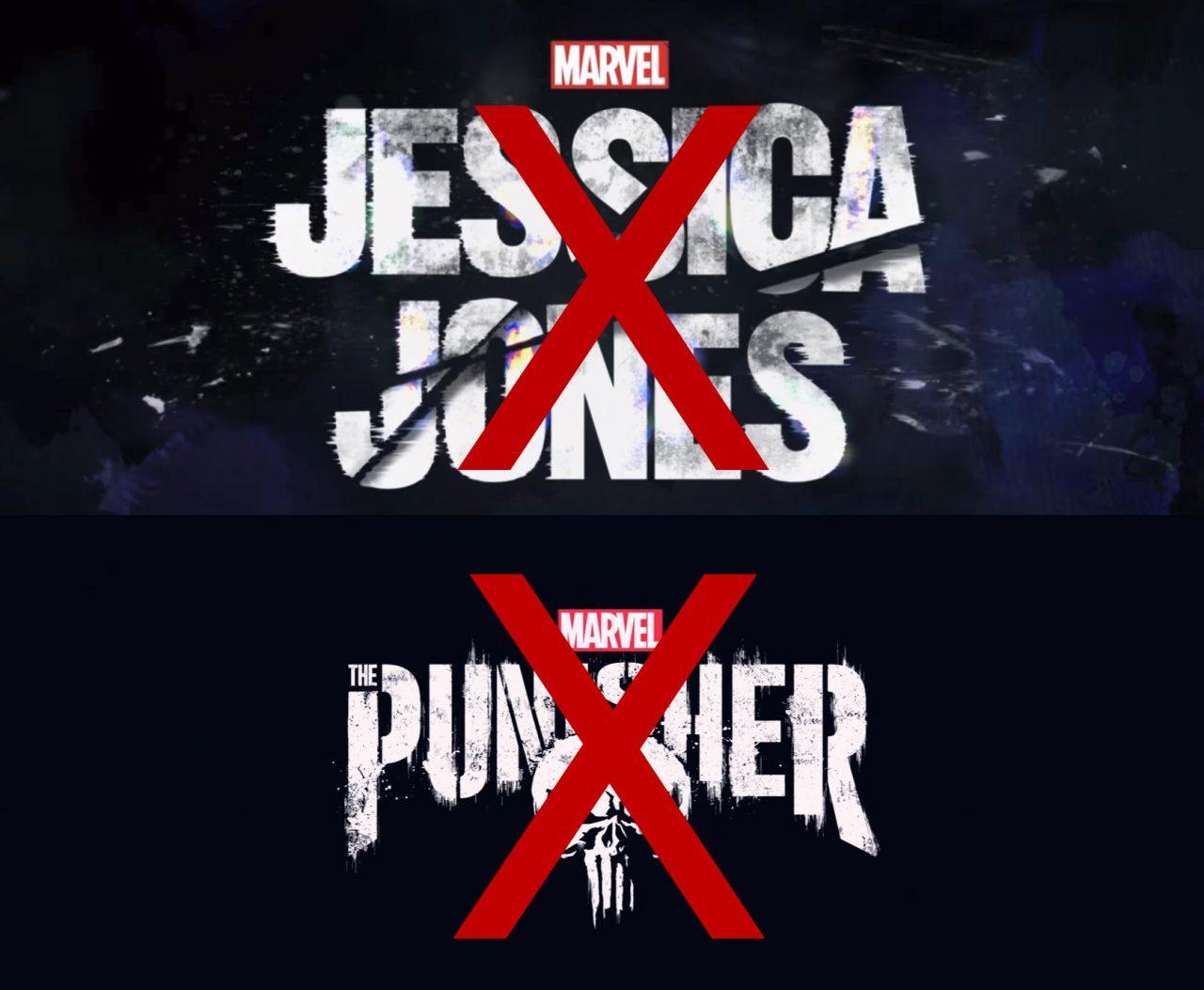 Alla fine è successo: Netflix cancella anche The Punisher e Jessica Jones