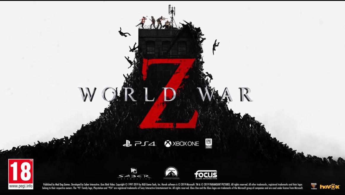 Nuovo video mostra il gameplay di World War Z: riuscirete a sopravvivere sia ai vivi che ai morti? (video)