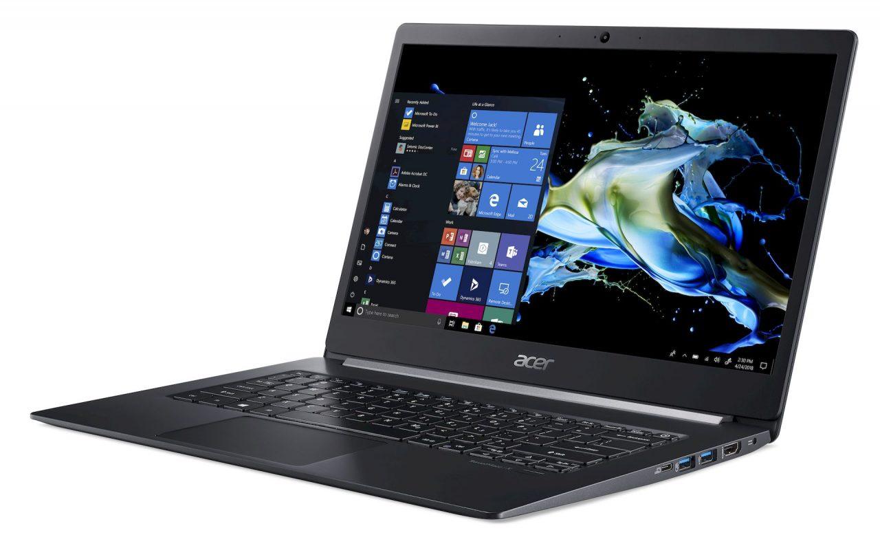 Acer TravelMate X5: hardware ok, materiali top! (foto)