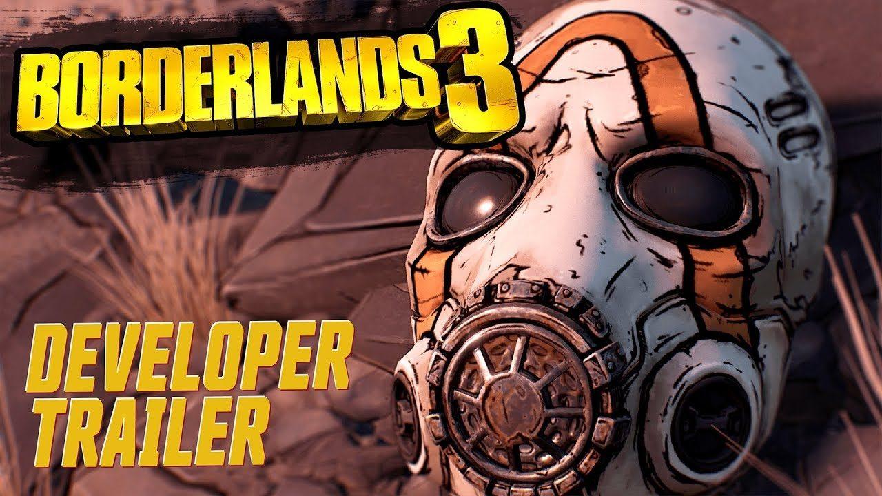 Borderlands 3 è ufficiale: ecco il primo trailer!