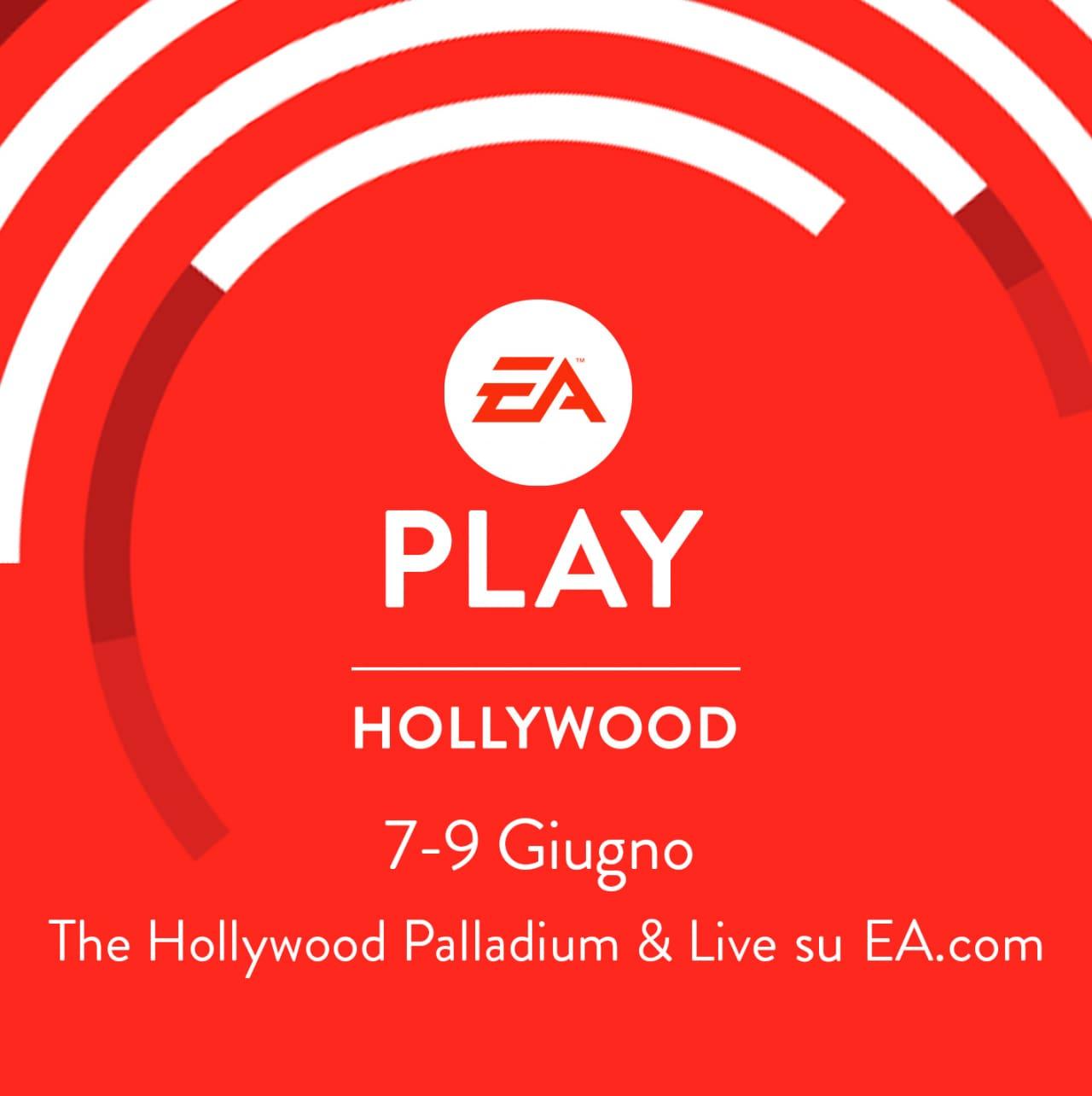 """EA Play 2019 dal 7 al 9 giugno: non ci sarà la conferenza, ma le novità arriveranno in """"diretta"""""""