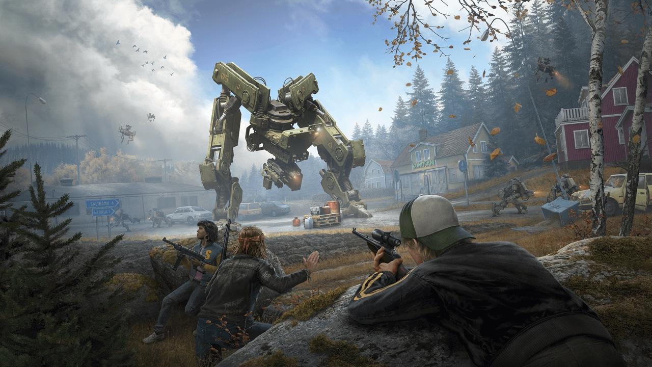 Generation Zero in arrivo il 26 marzo su PC, PS4 e Xbox: pronti a sfidare le macchine assassine? (video)
