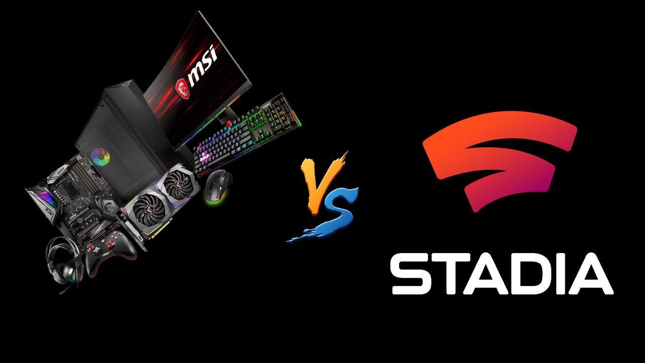 Google Stadia GPU: quanto costa un PC equivalente in termini di hardware e TFLOPS?