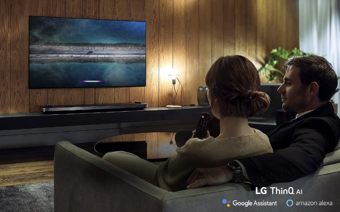 I nuovi OLED TV di LG sono arrivati e sono i più smart di sempre (foto)