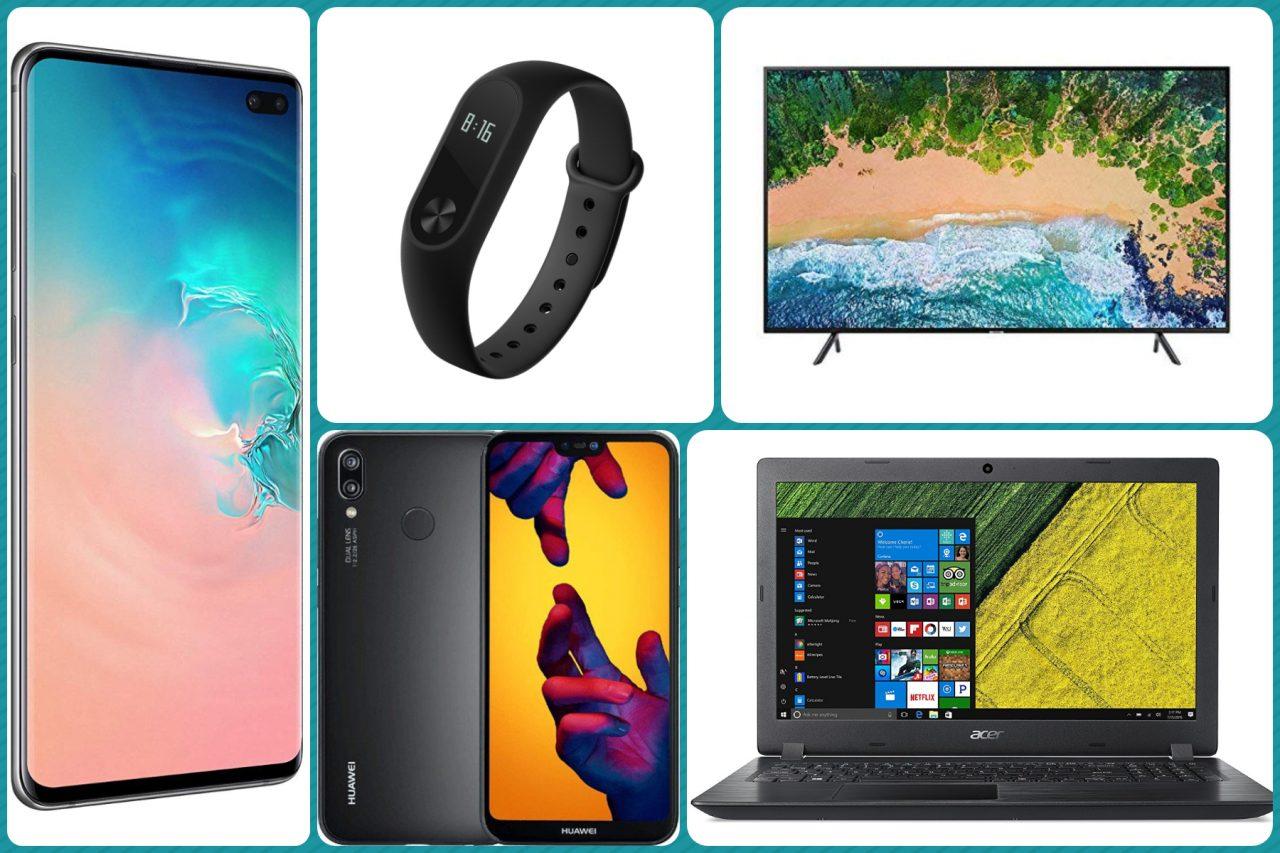 Migliori offerte Amazon 21 marzo 2019: Xiaomi Mi Band 2, Galaxy S10+
