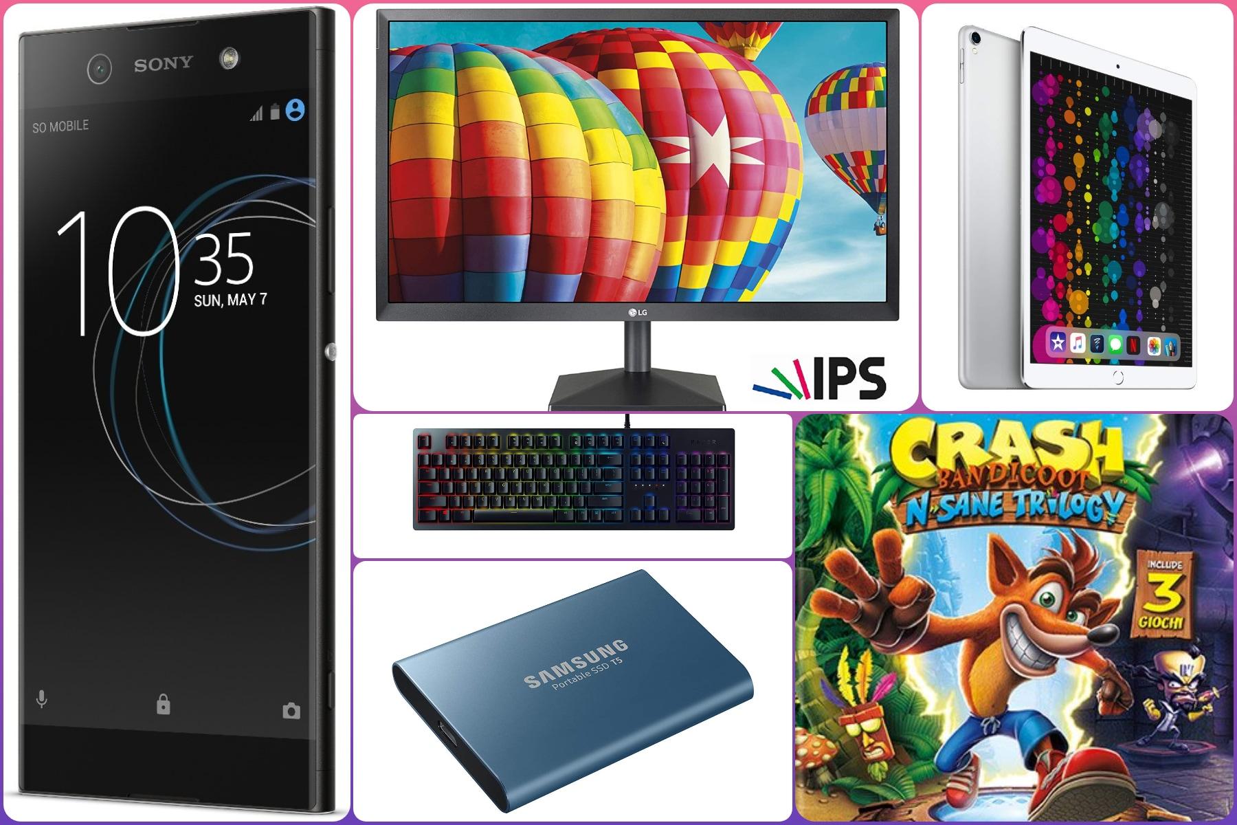 Huawei P30 e P30 Pro ufficiali: video anteprima - image Migliori-offerte-Amazon-26-marzo-2019 on https://www.zxbyte.com
