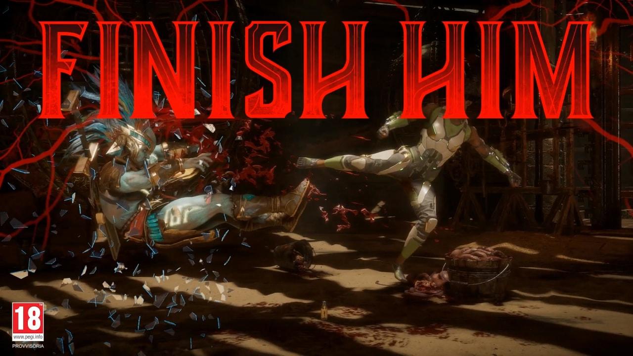 Mortal Kombat 11: closed beta dalla prossima settimana e nuovo trailer con Jacqui e Kotal Khan