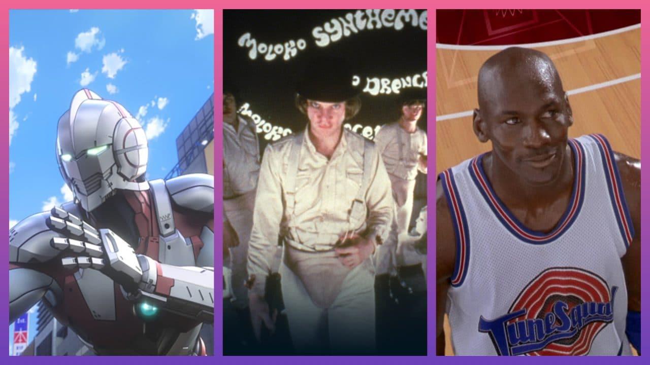 Le migliori novità Netflix di Aprile: Ultraman, Ingress, Arancia Meccanica, Il Nostro Pianeta (aggiornato)