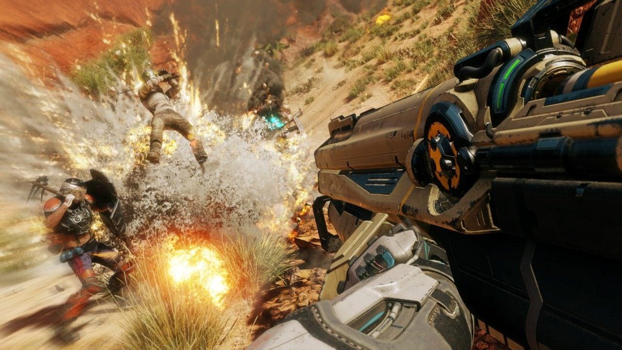 RAGE 2: Super-ranger alla riscossa! Il nuovo trailer è esilarante e super-frenetico