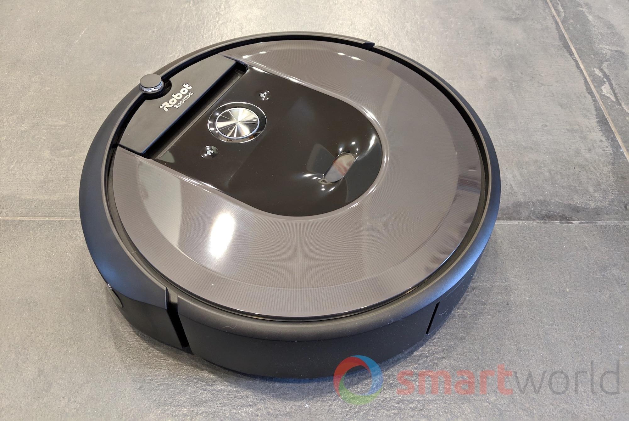 iRobot Roomba i7 Plus 04