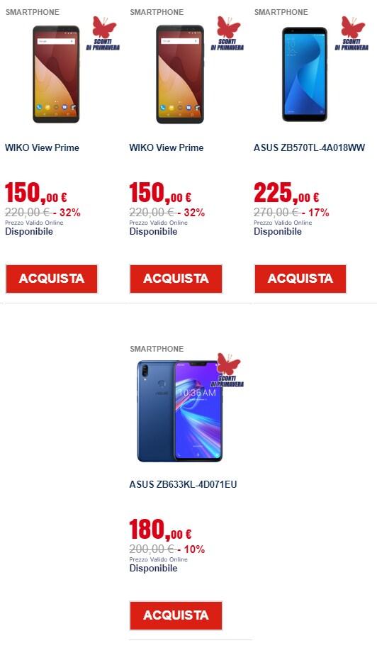 trony prezzi leggeri marzo 2019 smartphone (1)